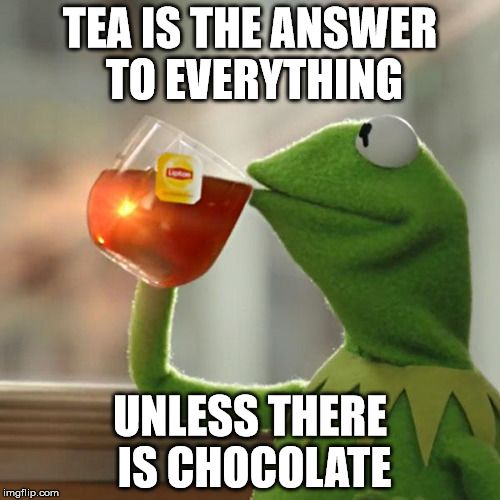 nope, pretty sure it's always TEA!