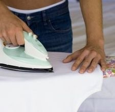how to use self clean on t-fal iron