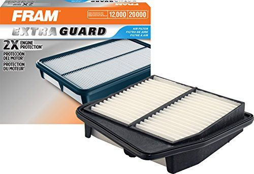 FRAM CA10802 Extra Guard Panel Air Filter. For product info go to:  https://www.caraccessoriesonlinemarket.com/fram-ca10802-extra-guard-panel-air-filter/