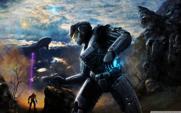 Halo Reach concept art