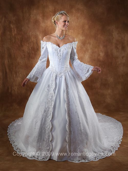 Irish Wedding Dress; Irish Wedding Dresses