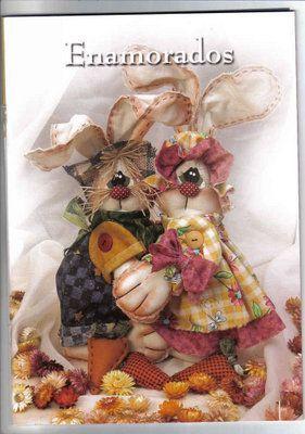 Manualidades Luna Clara: Conejo countr