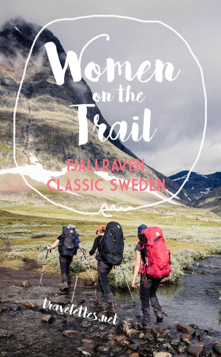Women on the Trail: Hiking Fjällräven Classic Sweden   Travelettes