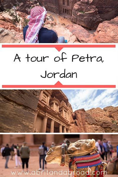 There's a reason why Petra is on everyone's bucket list and from the Siq to the Treasury a tour of Petra is the perfect way to see all this place has to offer!