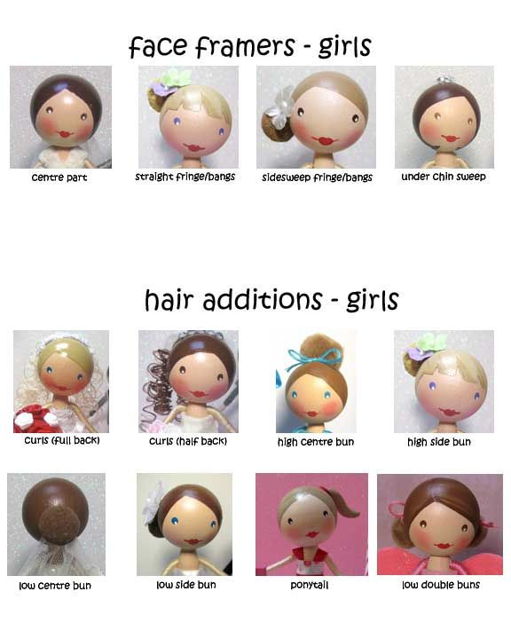 https://flic.kr/p/9TWs3R | Untitled | How would you like your hair to be?  Choose from the above options.