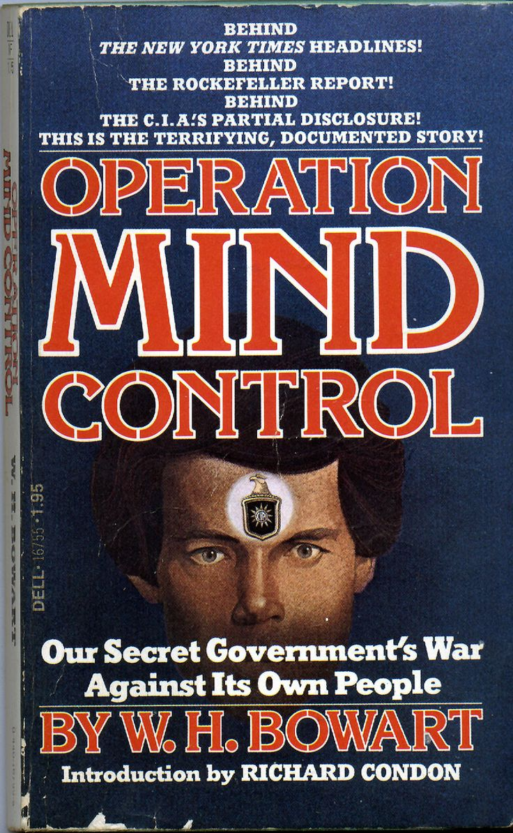 Operation Mind Control By Walter Bowart Please Keep Fearfully In Mind That  The Astonishingrmation