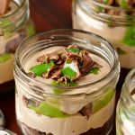 Trying these in our mason mugs Cadbury Chocolate Peppermint Cheesecake in a Glass » Recipes » Cadbury Kitchen