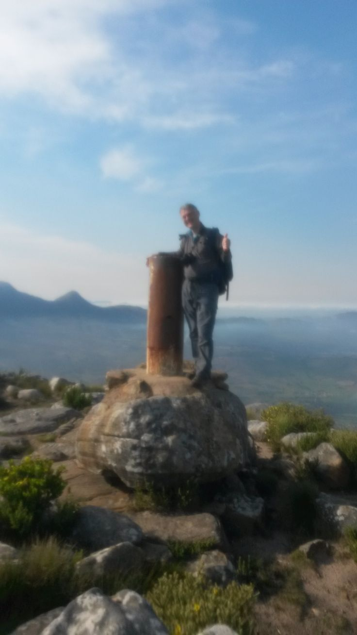 West Peak. The Helderberg