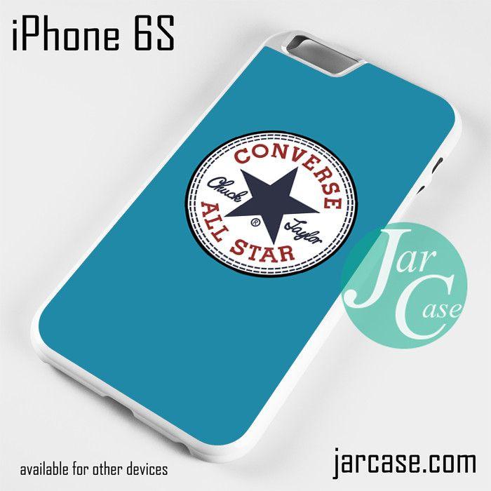 Light Blue Converse Phone case for iPhone 6/6S/6 Plus/6S plus