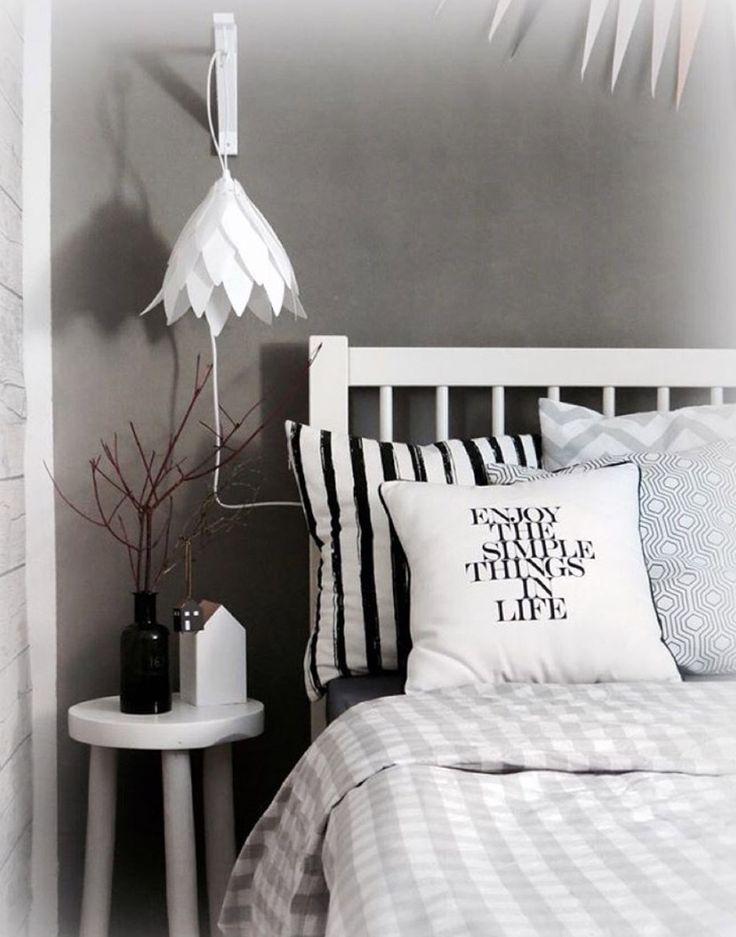 25+ melhores ideias de Weißes bett no Pinterest Mesas laterais - möbel hardeck schlafzimmer