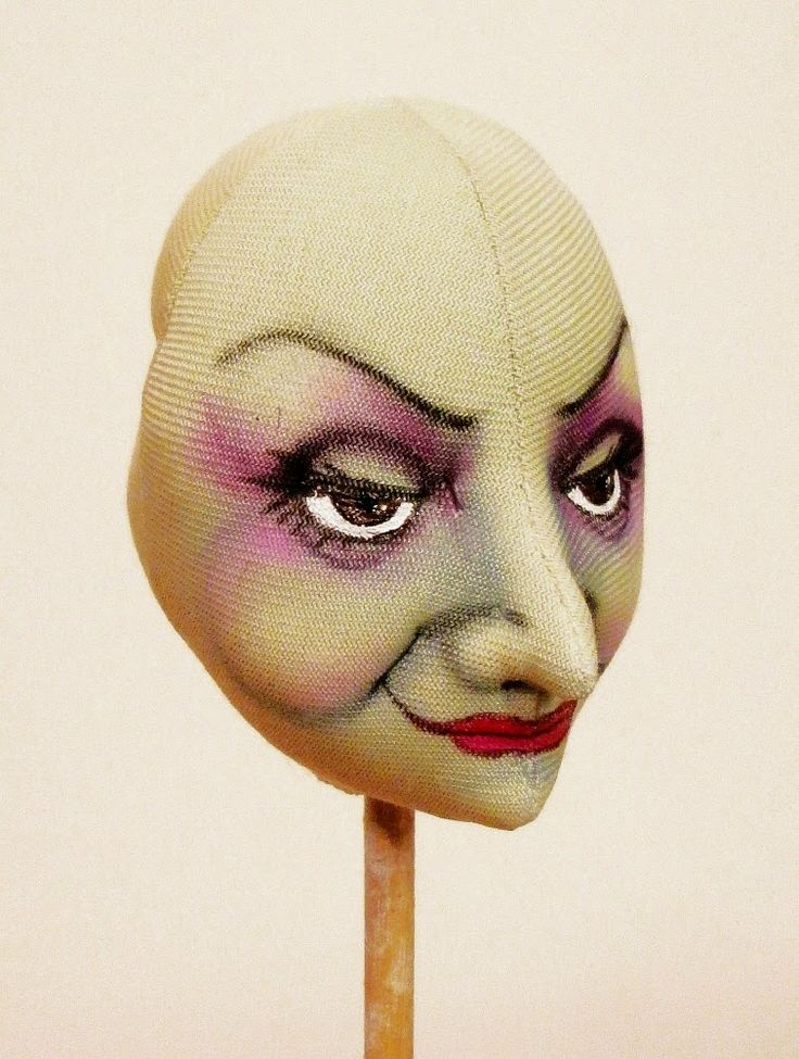 Witch Crafts: DOLL FACE TUTORIAL, part 2