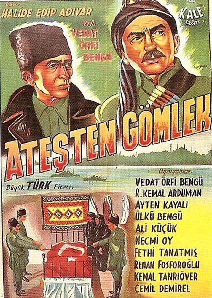 ATEŞTEN GÖMLEK 1950