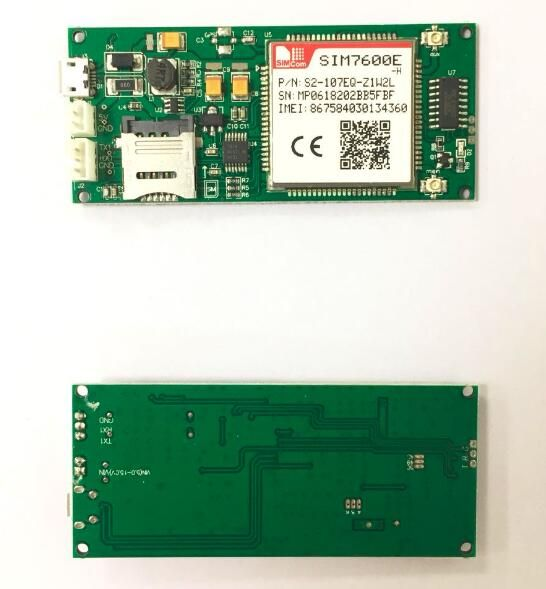 Embedded LTE Modules (4G LTE Transmission Module) SIMCom