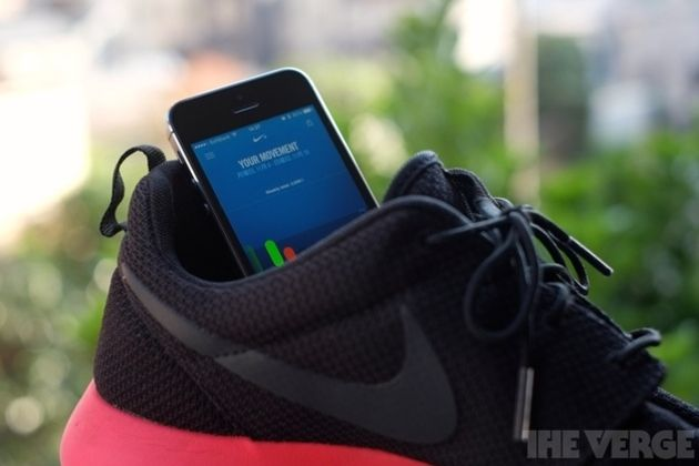 Nike releases Move app to turn your iPhone 5S into a FuelBand