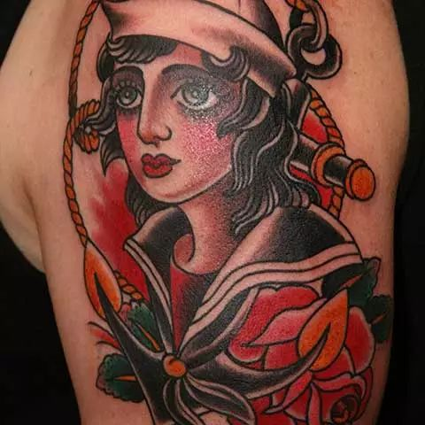 Black Heart Tattoo | Scott Sylvia - Black Heart Tattoo | | Bad Ass Tattooery