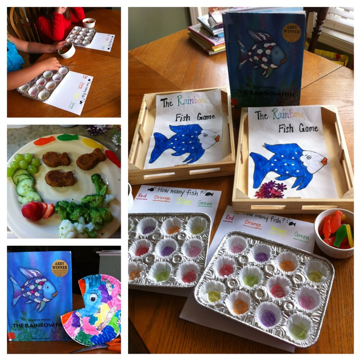 46 best playgroup craft 2014 images on pinterest day for Swedish fish colors