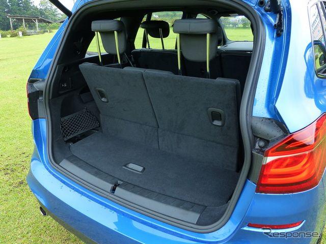 BMW 218d グランツアラー M Sport