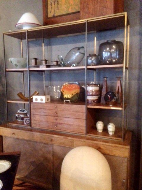 paul mccobb designed credenza room divider planner calvin wall unit mcm 1950s calvin sliding cabinet wall