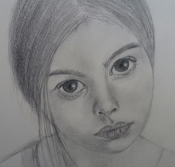 Pencil drawing by Yasemin Türkoğlu