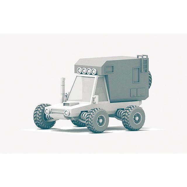 "New vehicle WIP - ""Drifter"""