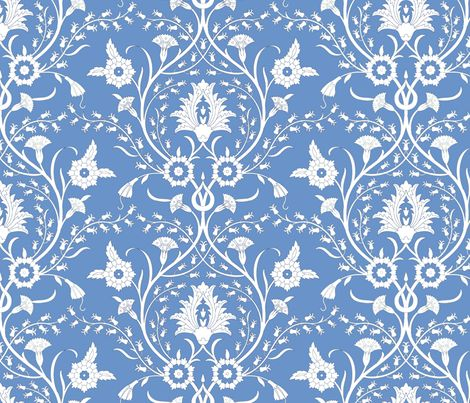 Serpentine 808b fabric by muhlenkott on Spoonflower - custom fabric