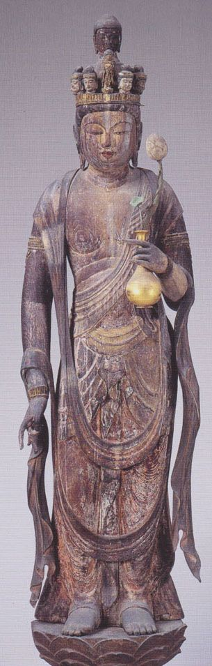 石道寺 十一面観音菩薩立像