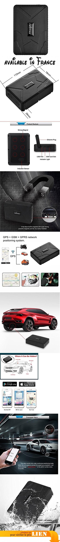 en temps réel Voiture GPS Tracker–Tkstar 4mois veille étanche GPS Tracker Tk915avec aimant puissant caché véhicule Locator. & # x2714; le 2e génération et largement utilisés: suivre l'emplacement des véhicules (location de voiture, camion, moto, camionnette, voiture, etc.). & # x2714; économie d'énergie: un maximum de 120jours de temps de travail avec 10000mAh batterie de fer. Celui-ci est le choix idéal si vous ne voulez pas charger trop