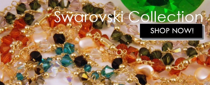Check out the NEW eSTORE! http://myfashionplace.myshopify.com/collections/swarovski-collection