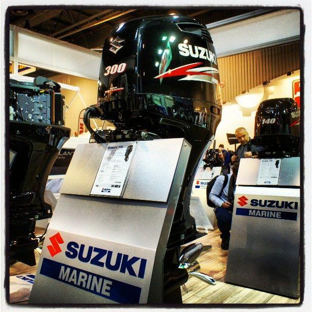 Suzuki Marine Engines, Targi Wiatr i Woda w Warszawie, jachty motorowe, łodzie żaglowe, żaglówki, sprzęt wodny, marynistyka, nautyki, Photo by http://marynistyka.org