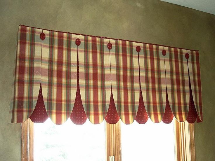 Best 25 valances ideas on pinterest window valances valance window treatments and valance ideas - Kitchen valance patterns ...