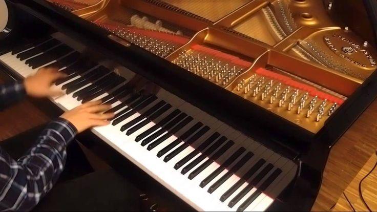 My Soul, your Beats! [full ver.] - Angel Beats! OP [Piano] XDDDDDDD So pretty~ I love it!
