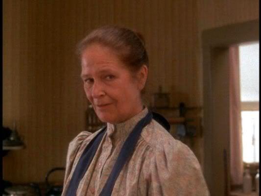 Colleen Dewhurst as Marilla Cuthbert