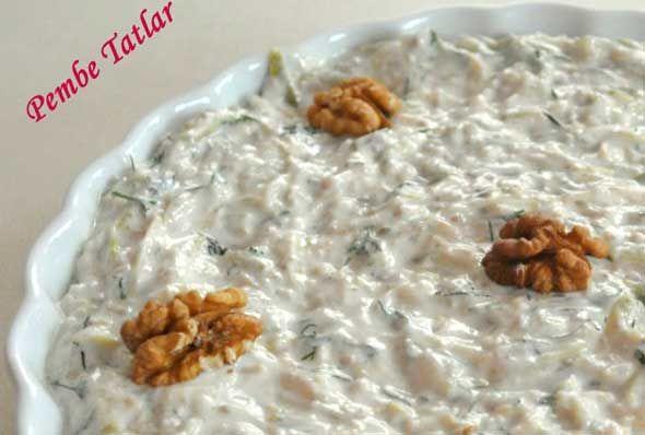 Yoğurtlu Kabak Salatası Tarifi | Yemek Tarifleri Sitesi | Oktay Usta, Pratik Yemekler