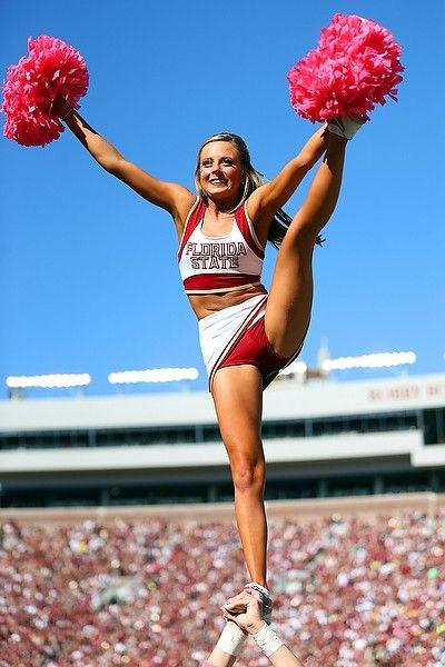 College Footballs Best Cheerleaders From Week 6 -3224