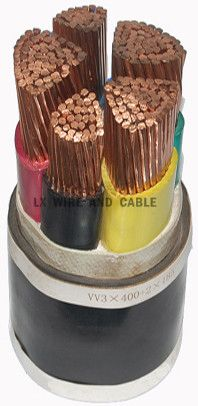 This cable is used in power transmission and distribution line at rated voltage up to 1kV. IEC Standard qualified.