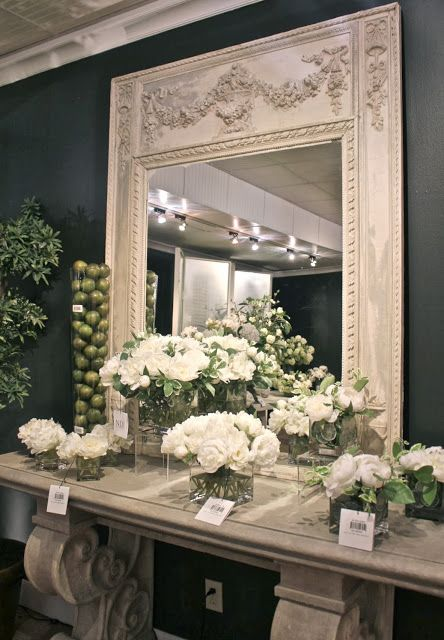 FRENCH COUNTRY COTTAGE: High Point Market~ Natural Decorations Inc.