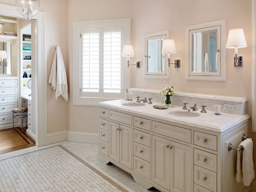 Presidio Heights Residence - traditional - bathroom - san francisco - Dijeau Poage Construction