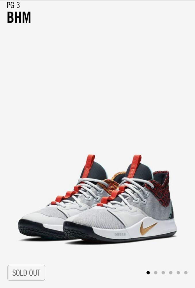 about PG3 Black History BHM George Paul Month Details Nike rdxoeBWQC