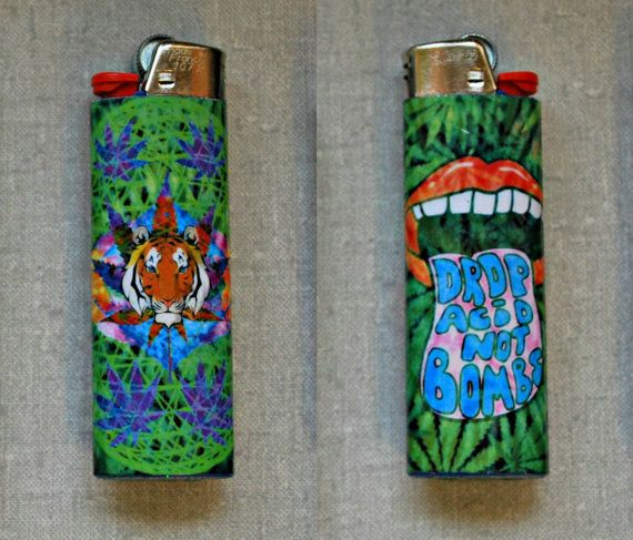 Owning the Best Designed Printed BIC Lighters – Custom