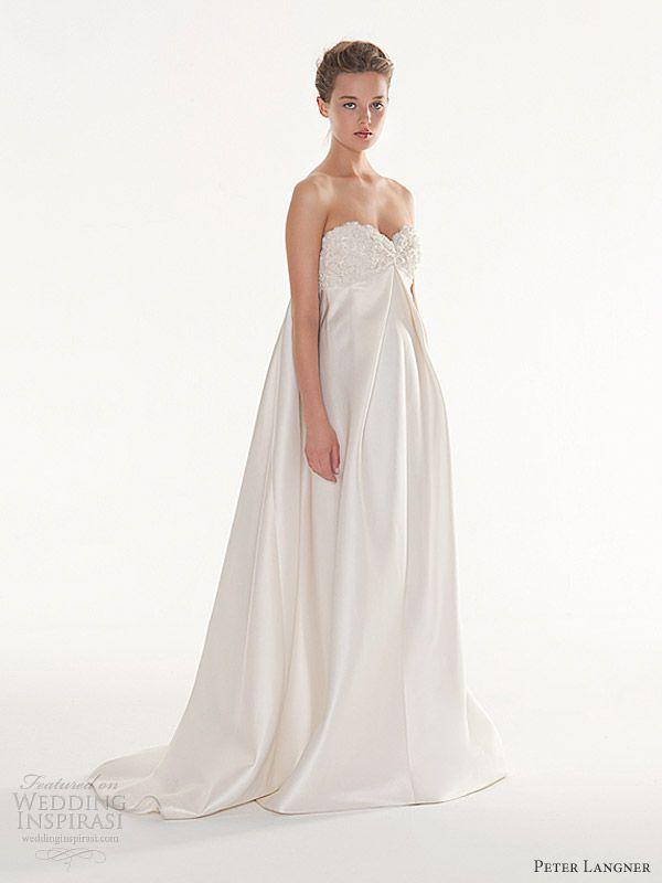 Peter Langner Wedding Dresses 2013   Wedding Inspirasi