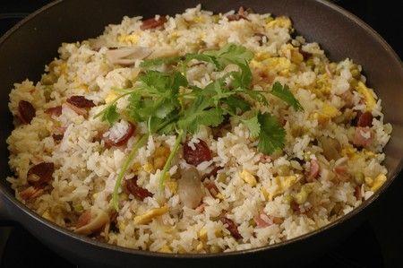 BAI LING ou riz cantonnais façon cambodgienne