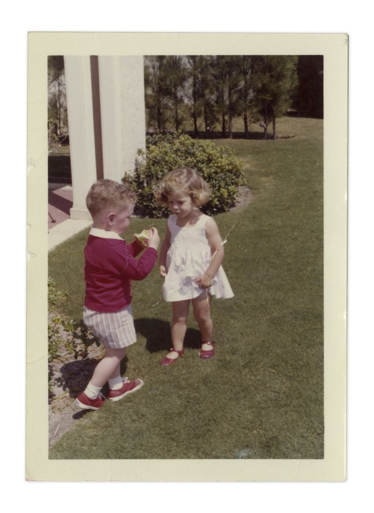 Never-Before-Seen Photos Of Kennedy Family Up For Auction
