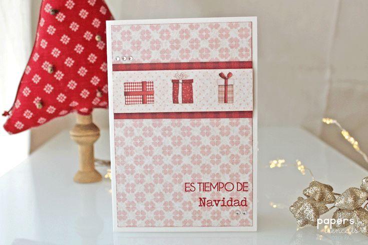 Llega la Navidad y ¡sin felicitaciones!!! por Raquel Reyes