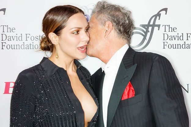 Katharine Mcphee Keeps On Making Fun Of Her 35 Year Age Gap Love Relationship And I Can T Tell If It S Cute Or Weird Age Gap Love Age Gap Cool Things To