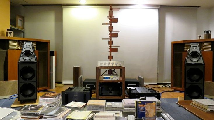 WILSON AUDIO System5 | 中古ハイエンドオーディオアンプ スピーカー 販売 秋葉原 日本橋 Audio Dripper TOKYO