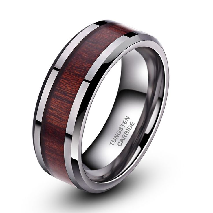 25 best ideas about wood inlay wedding band on