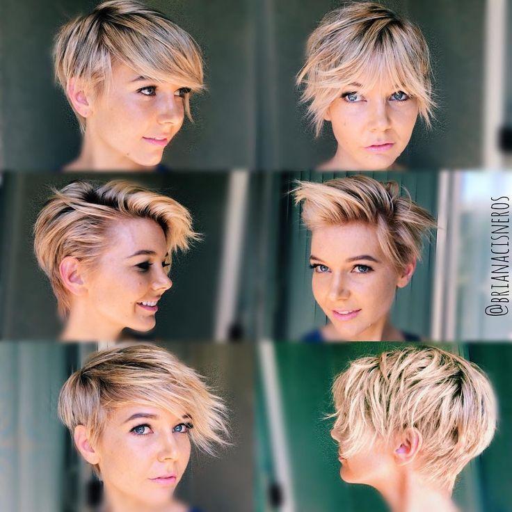 Das perfekte model haare ab