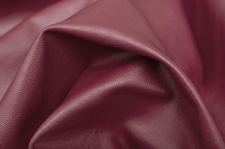 Skóra konfekcyjna na tkaninie garnet - Tkaniny skóropodobne - Textilmar