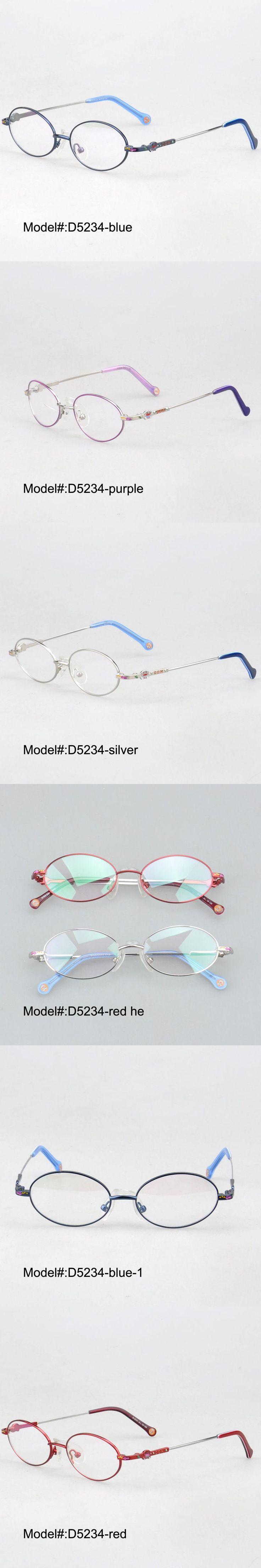 MY DOLI 5234 Colorful cute full rim metal children's eyeglasses optical eyewear frames myopia spectacles glasses