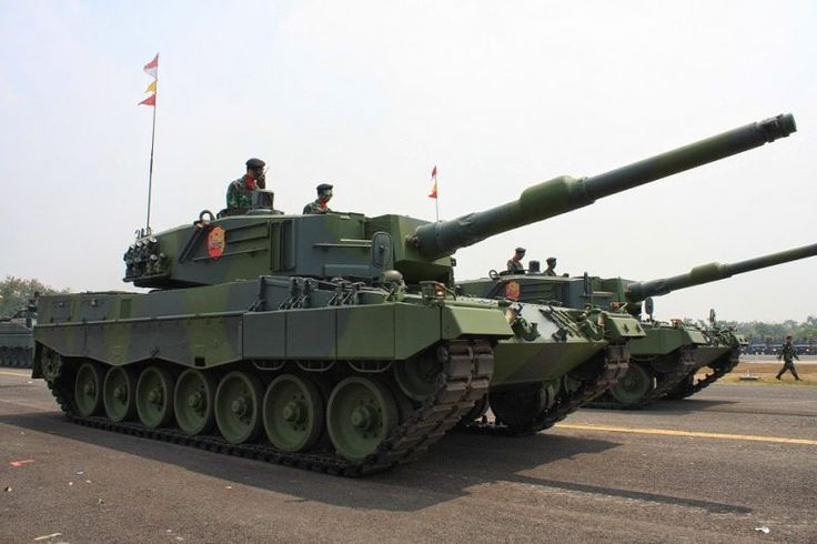 Tank Leopard 2A4